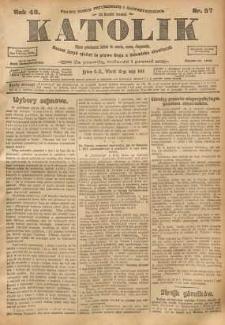Katolik, 1913, R. 46, nr 57