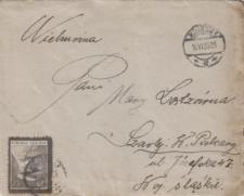 List Pawła Grzegorza Słani do Marii Lortz z 16 czerwca 1935 roku