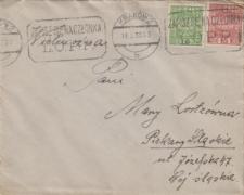 List Pawła Grzegorza Słani do Marii Lortz z 18 października 1935