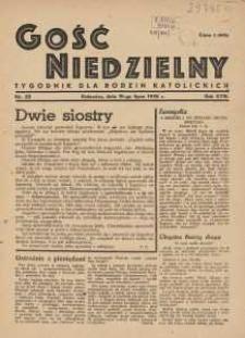 Gość Niedzielny, 1945, R. 18, nr 23
