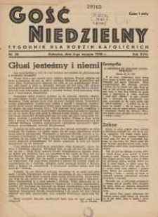 Gość Niedzielny, 1945, R. 18, nr 26