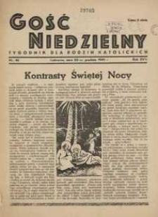 Gość Niedzielny, 1945, R. 18, nr 46
