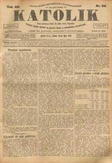 Katolik, 1913, R. 46, nr 86
