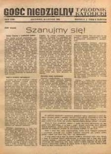 Gość Niedzielny, 1950, R. 23, nr 9