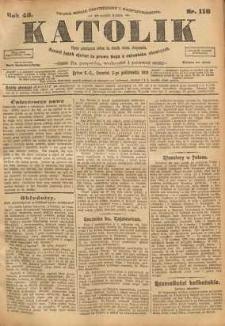 Katolik, 1913, R. 46, nr 118