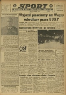 Sport, 1949, R. 5, nr 91