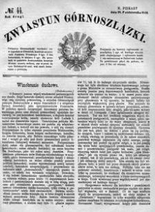 Zwiastun Górnoszlązki, 1869, R. 2, nr 44