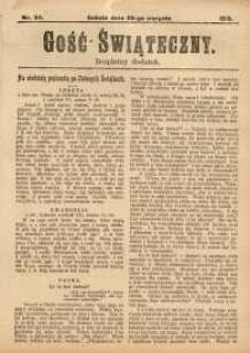 Gość Świąteczny, 1913, nr 34