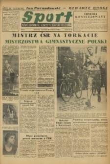 Sport, 1950, R. 6, Maj–Grudzień, nr 61