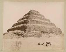 Nº 405 Pyramide de Sakkarah
