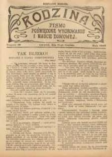 Rodzina, 1913, nr 19