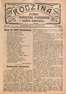 Rodzina, 1928, nr 11