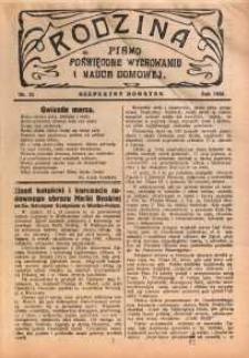Rodzina, 1928, nr 25
