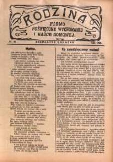Rodzina, 1928, nr 36