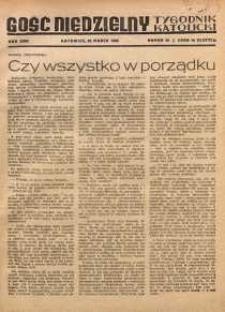Gość Niedzielny, 1950, R. 23, nr 13