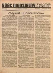 Gość Niedzielny, 1950, R. 23, nr 20