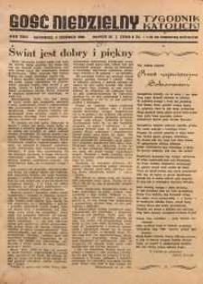 Gość Niedzielny, 1950, R. 23, nr 23