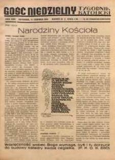 Gość Niedzielny, 1950, R. 23, nr 24