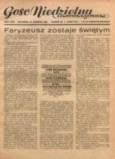 Gość Niedzielny, 1950, R. 23, nr 26