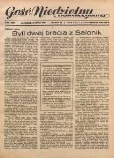 Gość Niedzielny, 1950, R. 23, nr 28