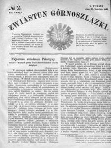 Zwiastun Górnoszlązki, 1869, R. 2, nr 53