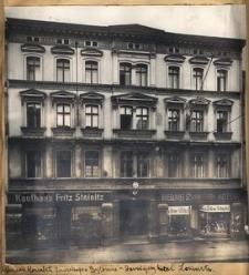 Gmach Konsulatu Generalnego w Bytomiu - dawniejszy Hotel Lomnitz