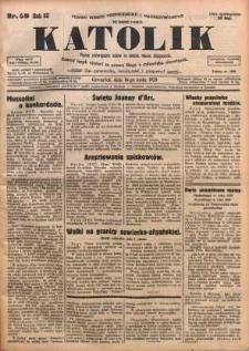 Katolik, 1929, R. 62, nr 59