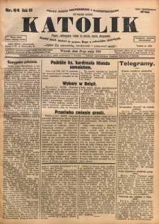 Katolik, 1929, R. 62, nr 64