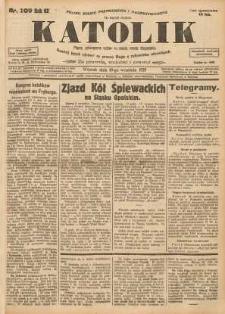 Katolik, 1929, R. 62, nr 109