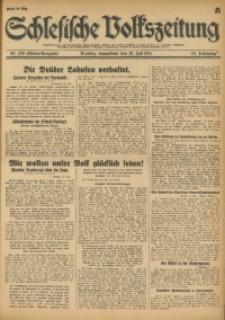Schlesische Volkszeitung, 1931, Jg. 63, Nr. 329 (Abend-Ausgabe A)