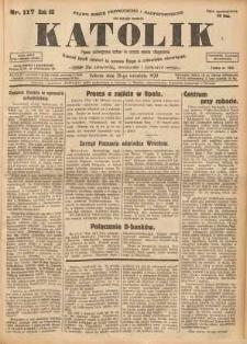 Katolik, 1929, R. 62, nr 117