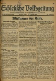 Schlesische Volkszeitung, 1931, Jg. 63, nr 459 (Abend-Ausgabe A)