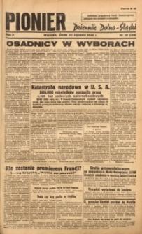 Pionier, 1946, R. 2, nr 19