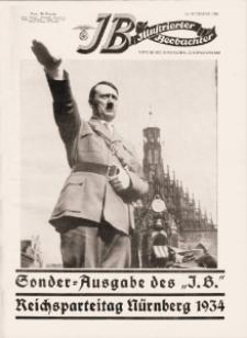 Illustrierter Beobachter. Jg. 9, Sonder-Ausgabe.