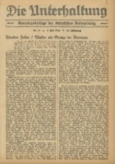 Die Unterhaltung, 1931, Jg. 63, Nr. 27
