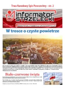 Informator Strzelecki : bezpłatny dwutygodnik kulturalono-informacyjny 2021, nr 8 (294).