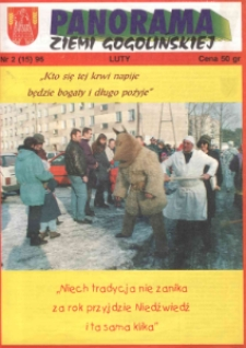 Panorama Ziemi Gogolińskiej 1996, nr 2 (15).
