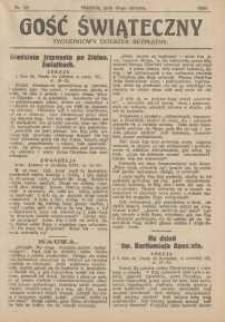Gość Świąteczny, 1929, nr 33