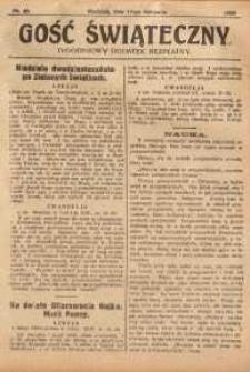 Gość Świąteczny, 1929, nr 46