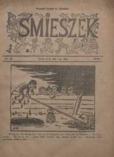 Śmieszek, 1910, nr 8