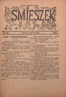 Śmieszek, 1910, nr 20