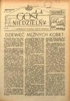 Gość Niedzielny, 1951, R. 24, nr 22