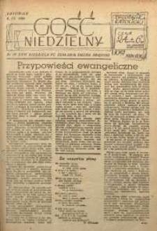 Gość Niedzielny, 1951, R. 24, nr 36