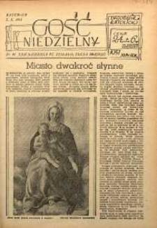 Gość Niedzielny, 1951, R. 24, nr 40