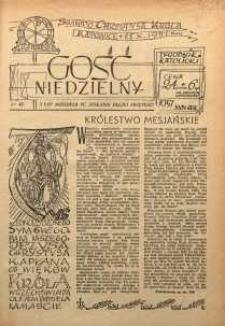 Gość Niedzielny, 1951, R. 24, nr 43