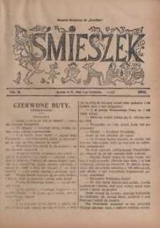 Śmieszek, 1911, nr 6