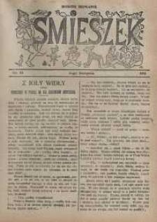 Śmieszek, 1911, nr 13