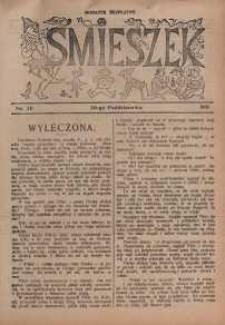 Śmieszek, 1911, nr 26