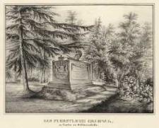 Das Fuerstliche Grabmal im Garten zu Schlawentzitz
