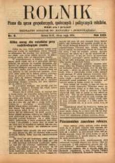 Rolnik, 1924, R. 22, nr 6